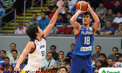 Philippine Sports News - Tiebreaker Times Troy Rosario on inspirational return: 'Walang himala kung hard work' 2019 FIBA World Cup Qualifiers Basketball Gilas Pilipinas News  Troy Rosario 2019 FIBA World Cup Qualifiers Group B 2019 FIBA World Cup Qualifiers