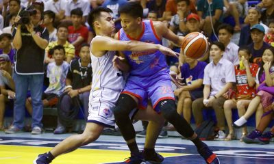 Tiebreaker Times Billy Robles believes Marinerong Pilipino's chemistry starting to build Basketball News PBA D-League  Marinerong Pilipino Billy Ray Robles 2018 PBA D-League Season 2018 PBA D-League Aspirants Cup