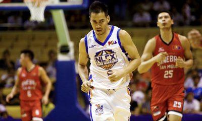 Tiebreaker Times Cyrus Baguio does his part to break NLEX's skid Basketball News PBA  PBA Season 43 NLEX Road Warriors Cyrus Baguio 2017-18 PBA Philippine Cup