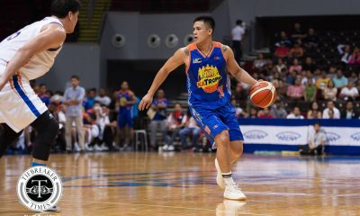 Tiebreaker Times Jericho Cruz gets fresh start with new home Basketball News PBA  TNT Katropa Philippine Sports News PBA Season 43 Nash Racela Jericho Cruz Jayson Castro 2017-18 PBA Philippine Cup
