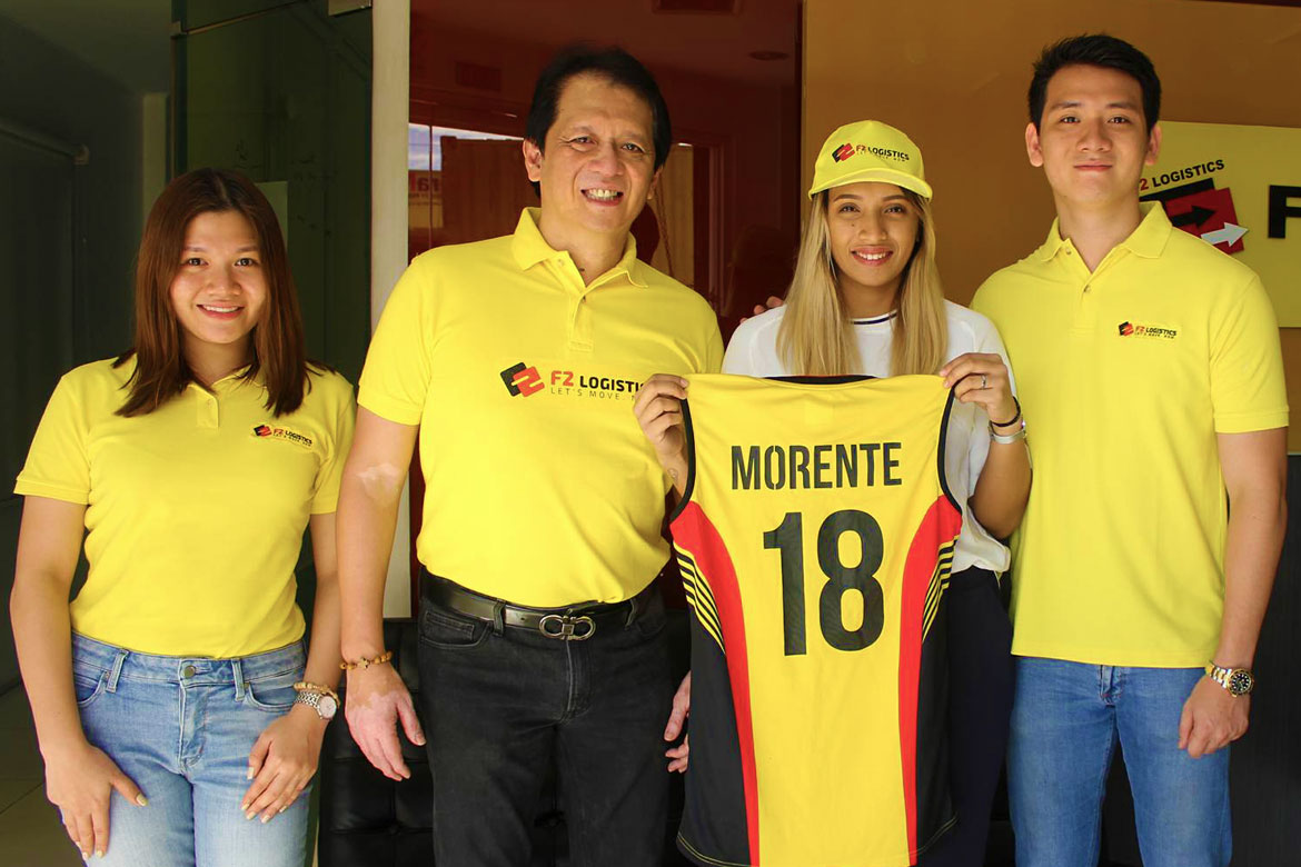 Tiebreaker Times Mich Morente to suit up for F2 Logistics News PSL Volleyball  Mich Morente F2 Logistics Cargo Movers 2018 PSL Season 2018 PSL Grand Prix