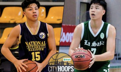 Tiebreaker Times La Salle looks to get back at NU in SMART City Hoops 14U Final Basketball CSB LPU News NU SMART Sports SSC-R  2018 SMART City Hoops Season 2018 SMART City Hoops Bobby Lutuaco Cup