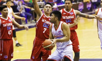 Tiebreaker Times Even with skid over, Gab Banal still feels Marinero has yet to jell as a unit Basketball News PBA D-League  Marinerong Pilipino Gab Banal 2018 PBA D-League Season 2018 PBA D-League Aspirants Cup