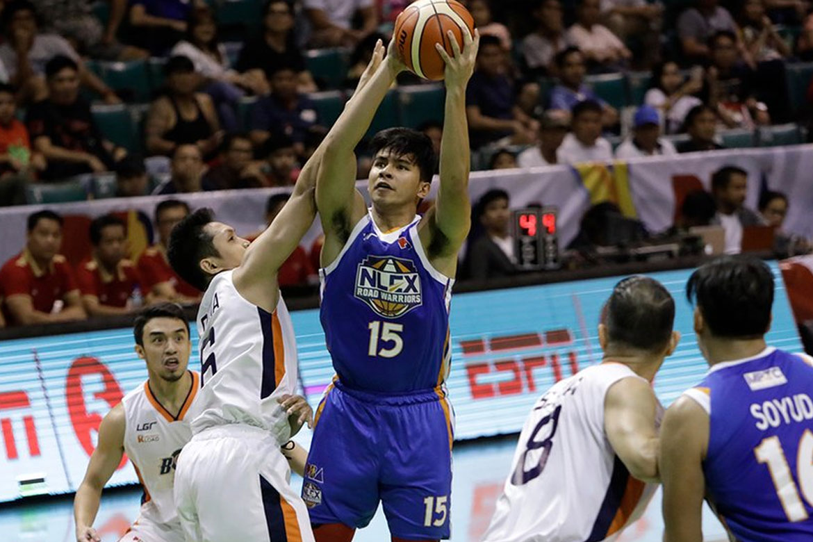 Tiebreaker Times Eagerness to make up for defensive lapse led to Kiefer Ravena's game-winner Basketball News PBA  Yeng Guiao PBA Season 43 NLEX Road Warriors Kiefer Ravena 2017-18 PBA Philippine Cup