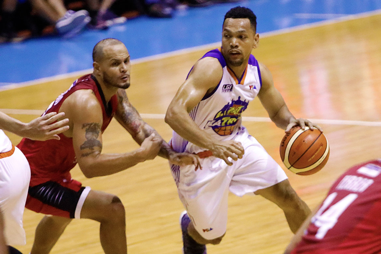 Tiebreaker Times Jayson Castro alarmed by TNT's lack of consistency Basketball News PBA  TNT Katropa PBA Season 43 Jayson Castro 2017-18 PBA Philippine Cup