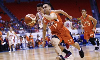 Philippine Sports News - Tiebreaker Times Bad memories in Philippine Arena led to Anjo Caram's breakout moment Basketball News PBA  PBA Season 43 Meralco Bolts Anjo Caram 2017-18 PBA Philippine Cup