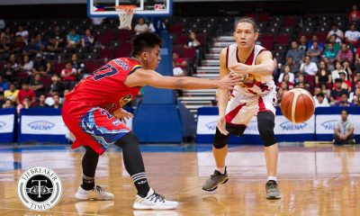 Tiebreaker Times Alex Cabagnot glad to be back in time for playoffs Basketball News PBA  San Miguel Beermen Philippine Sports News PBA Season 43 Alex Cabagnot 2017-18 PBA Philippine Cup