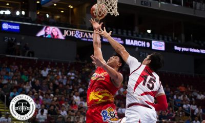 Tiebreaker Times Beau Belga glad Elasto Painters step up as injury bug plagues ROS anew Basketball News PBA  Rain or Shine Elasto Painters Philippine Sports News PBA Season 43 Beau Belga 2017-18 PBA Philippine Cup