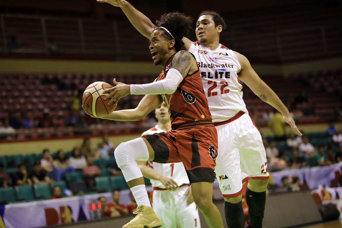 Tiebreaker Times San Miguel still finding ways how to work without Alex Cabagnot, admits Chris Ross Basketball News PBA  San Miguel Beermen PBA Season 43 Chris Ross 2017-18 PBA Philippine Cup
