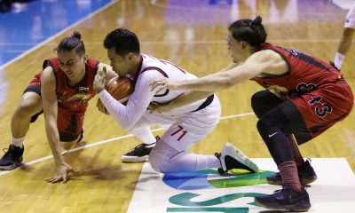 Tiebreaker Times Ronald Tubid regrets Kia's failed upset bid against San Miguel: 'It's a won game na sana' Basketball News PBA  San Miguel Beermen Ronald Tubid PBA Season 43 2017-18 PBA Philippine Cup