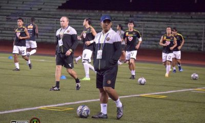 Tiebreaker Times Kaya mentor Noel Marcaida shares delight in move to Iloilo Football News PFL  Noel Marcaida Kaya-Iloilo FC 2018 PFL Season