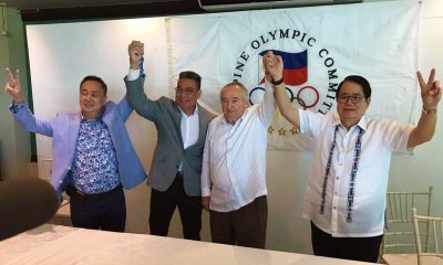 Tiebreaker Times Ricky Vargas to usher in new era in Philippine Sports News POC/PSC  Ricky Vargas POC Peping Cojuangco Bambol Tolentino