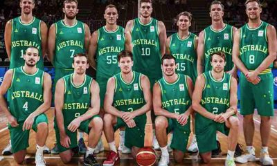 Tiebreaker Times Gilas, Boomers clash for Group B supremacy 2019 FIBA World Cup Qualifiers Basketball News  Nathan Sobbey Mitchell McCarron Mitch Creek Matthew Hodgson Kiefer Ravena Kevin Alas Jason Cadee Daniel Kickert Carl Cruz Australia (Basketball) Angus Brandt Abu Tratter 2019 FIBA World Cup Qualifiers Group B 2019 FIBA World Cup Qualifiers