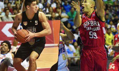 Philippine Sports News - Tiebreaker Times Caelan Tiongson reminds Jimmy Alapag of Rudy Hatfield ABL Alab Pilipinas Basketball News  Jimmy Alapag Caelan Tiongson 2017-18 ABL Season