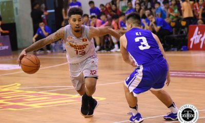 Tiebreaker Times Déjà Vu: Mikey Williams, Saigon continue to prove bane to Christian Standhardinger, Hong Kong ABL Basketball News  Tyler Lamb Saigon Heat Moses Morgan Mikey Williams Maxie Esho Marcus Elliott Hong Kong Eastern Long Lions Christian Standhardinger Akeem Scott 2017-18 ABL Season