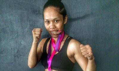 Tiebreaker Times Debuting Krisna Limbaga hopes to translate Muay Thai success to MMA Mixed Martial Arts News ONE Championship  ONE: Quest for Gold Krisna Limbaga