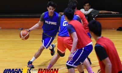Tiebreaker Times Ricci Rivero elated to train with Kiefer Ravena, Gilas Basketball Gilas Pilipinas News  Ricci Rivero 2023 FIBA World Cup