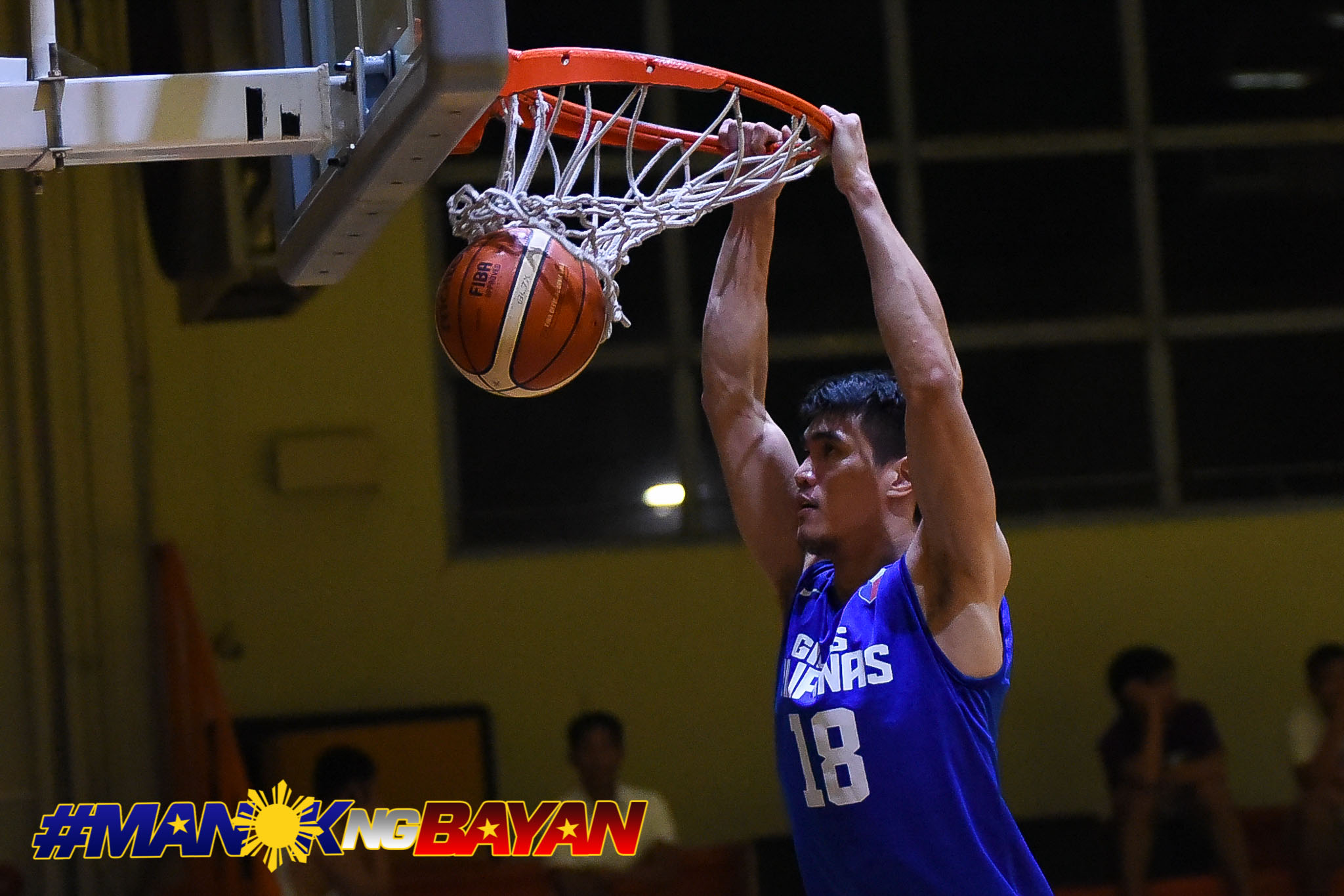 Tiebreaker Times Troy Rosario cleared for light sessions, but Gilas status still doubtful 2019 FIBA World Cup Qualifiers Basketball Gilas Pilipinas News  Troy Rosario Chot Reyes 2019 FIBA World Cup Qualifiers Group B 2019 FIBA World Cup Qualifiers