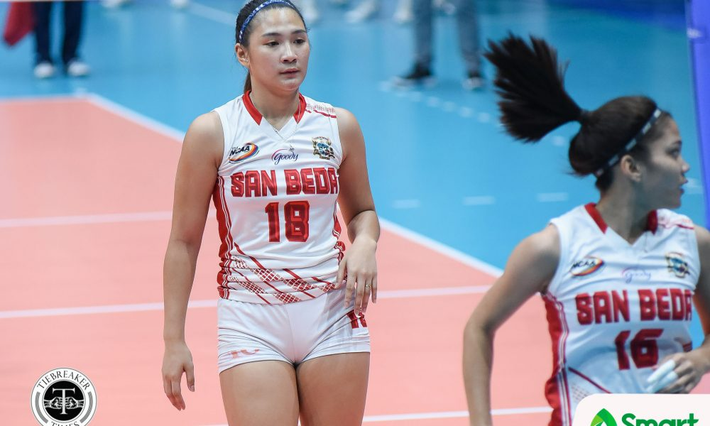 San Beda Floors Perpetual Anew Books First Ever Finals