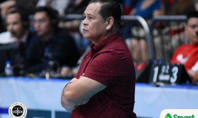 Philippine Sports News - Tiebreaker Times Sammy Acaylar snaps complacent Altas back to form NCAA News UPHSD Volleyball  Warren Catipay Sammy Acaylar Perpetual Men's Volleyball NCAA Season 93 Men's Volleyball NCAA Season 93