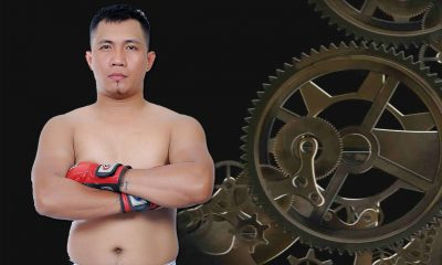 Tiebreaker Times Roel Rosauro relishes chance to introduce Yaw-Yan to ONE Championship Mixed Martial Arts News ONE Championship  Roel Rosauro ONE: Quest for Gold Li Kai Wen