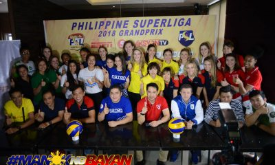 Tiebreaker Times Imports ready to usher in 2018 PSL Season News PSL Volleyball  Tats Suzara Sta. Lucia Lady Realtors SMART Prepaid Giga Hitters Philip Juico Petron Blaze Spikers Generika-Ayala Lifesavers Foton Tornadoes F2 Logistics Cargo Movers Cocolife Asset Managers Cignal HD Spikers 2018 PSL Season 2018 PSL Grand Prix