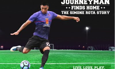 Tiebreaker Times The Journeyman finds home in football Football News  Simone Rota