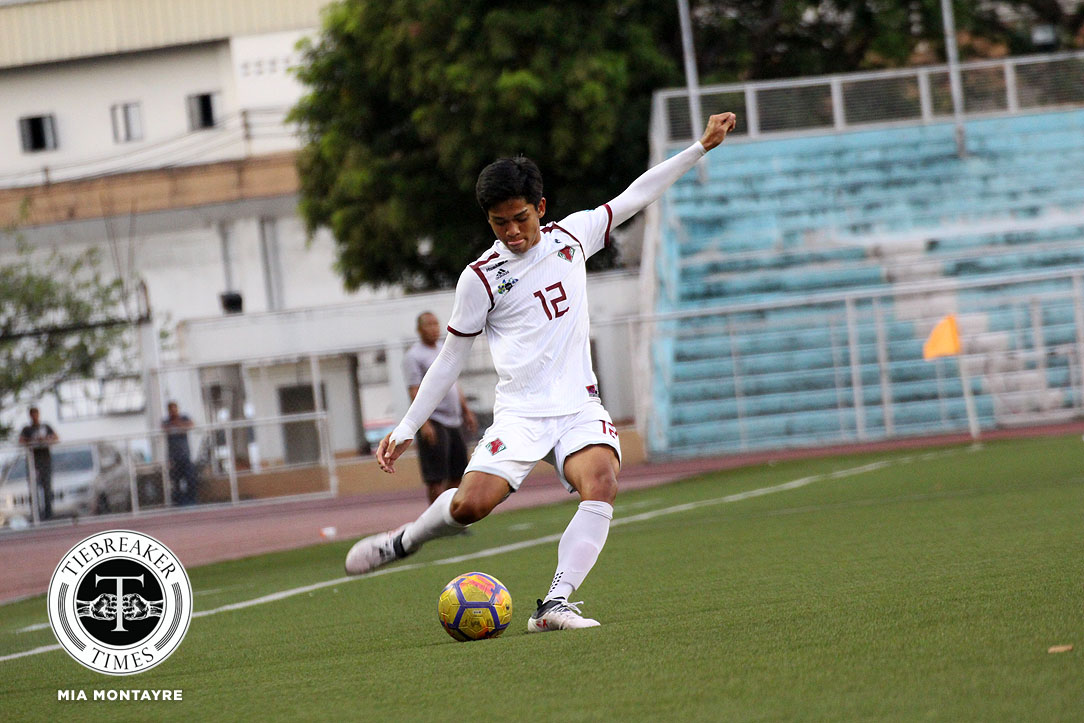 Tiebreaker Times Miggy Clarino to no longer play for UP as he tries to chase bro Ian Football News UAAP UP  UP Men's Football UAAP Season 82 Men's Football UAAP Season 82 Miggy Clarino