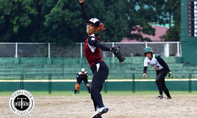 Tiebreaker Times UP bucks slow start against La Salle in Cochise Diolata's return DLSU News Softball UAAP UP  UP Softball UAAP Season 80 Softball UAAP Season 80 Ron Pagkaliwagan Joseph Orillana Jamica Arribas DLSU Softball Cochise Diolata Clarisse dela Cruz
