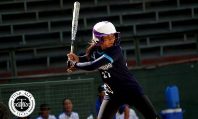 Tiebreaker Times Adamson punches 13 runs in 1st inning, turns Ateneo game into batting practice ADMU AdU News Softball UAAP  UAAP Season 80 Softball UAAP Season 80 Nicole Padasas Mia Laurel Kaira Ventosa Gelyn Lamata Baby Jane Raro Ateneo Softball Angel Africa Ana Santiago Adamson Softball