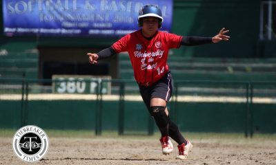 Tiebreaker Times Lady Warriors exact vengeance on Lady Batters for fourth win DLSU News Softball UAAP UE  UE Softball UAAP Season 80 Softball UAAP Season 80 Lovely Redaja Lourdes Blanco Josephine Francisco Joseph Orillana Jamica Arribas Edzel Bacarisas DLSU Softball