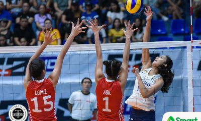 Philippine Sports News - Tiebreaker Times Kat Tolentino seizing bigger role with Lady Eagles ADMU News UAAP Volleyball  UAAP Season 80 Women's Volleyball UAAP Season 80 Kat Tolentino Ateneo Women's Volleyball