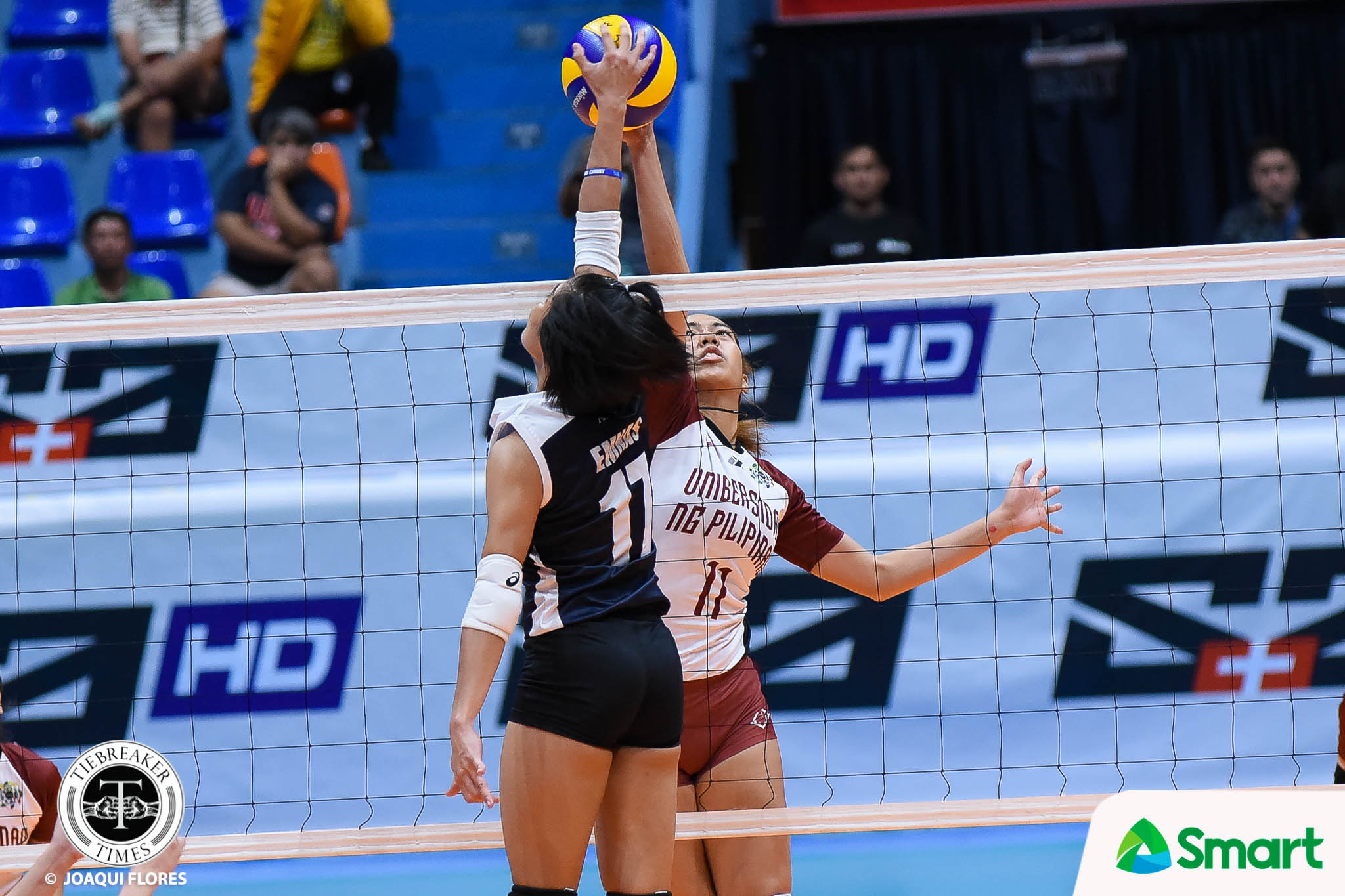 Tiebreaker Times Terrible start yields terrible result for Lady Maroons News UAAP UP Volleyball