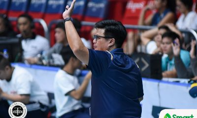 Philippine Sports News - Tiebreaker Times After taking 'needed loss', Lady Bulldogs excited to face season's next cycle News NU UAAP Volleyball  UAAP Season 80 Women's Volleyball UAAP Season 80 NU Women's Volleyball Jaja Santiago Babes Castillo