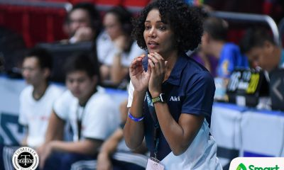 Tiebreaker Times More than skills, Air Padda gave graduating Lady Falcons a strong female role model AdU News UAAP Volleyball  UAAP Season 80 Women's Volleyball UAAP Season 80 Mylene Paat Jema Galanza Fhen Emnas Air Padda Adamson Women's Volleyball