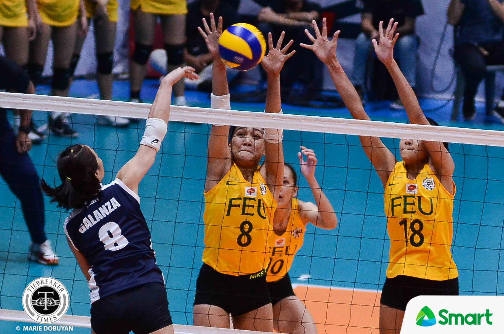 Tiebreaker Times FEU veterans need to adjust to young setter, says George Pascua FEU News UAAP Volleyball  UAAP Season 80 Women's Volleyball UAAP Season 80 FEU Women's Volleyball