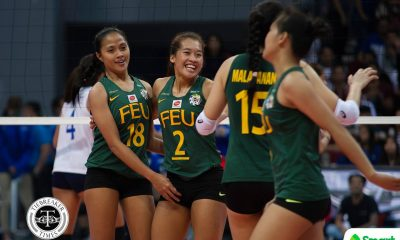 Tiebreaker Times Bernadeth Pons eager to watch new-look Lady Tams FEU News PSL Volleyball  Petron Blaze Spikers FEU Women's Volleyball Bernadeth Pons 2018 PSL Season 2018 PSL Invitational Cup