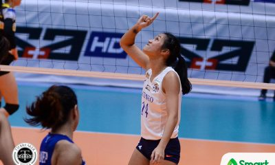 Tiebreaker Times Bea De Leon's return an 'answered prayer', says Oliver Almadro ADMU News UAAP Volleyball  UAAP Season 81 Women's Volleyball UAAP Season 81 Oliver Almadro Ateneo Women's Volleyball