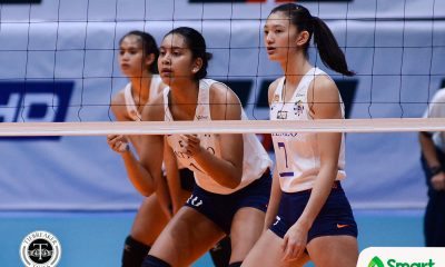 Tiebreaker Times Ateneo-Motolite overwhelms revamped Iriga-Navy for 3rd win ADMU News PVL Volleyball  Ponggay Gaston Oliver Almadro Kat Tolentino Joanne Bunag Iriga-Navy Lady Oragons Grazielle Bombita Egay Rusit Deanna Wong Bela Peralta Ateneo-Motolite Lady Eagles 2018 PVL Season 2018 PVL Open Conference