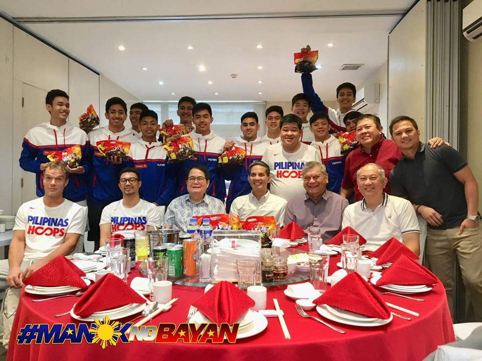 2018 FIBA U16 Asian Championship – Batang Gilas