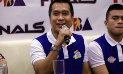 Philippine Sports News - Tiebreaker Times Defense versus offense will define Finals, says Chito Victolero Basketball News PBA  PBA Season 43 Magnolia Hotshots Chito Victolero 2017-18 PBA Philippine Cup
