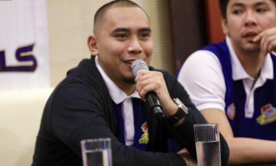Philippine Sports News - Tiebreaker Times Paul Lee unfazed by tall order in Finals Basketball News PBA  PBA Season 43 Paul Lee Magnolia Hotshots 2017-18 PBA Philippine Cup