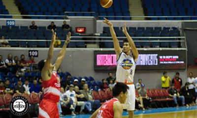 Philippine Sports News - Tiebreaker Times Troy Rosario settles unfinished business with Phoenix Basketball News PBA  Troy Rosario TNT Katropa PBA Season 43 2017-18 PBA Philippine Cup