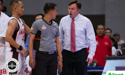 Philippine Sports News - Tiebreaker Times Alex Compton downplays Yeng Guiao's praise of Alaska's playoff experience Basketball News PBA  Yeng Guiao PBA Season 43 Alex Compton Alaska Aces 2017-18 PBA Philippine Cup