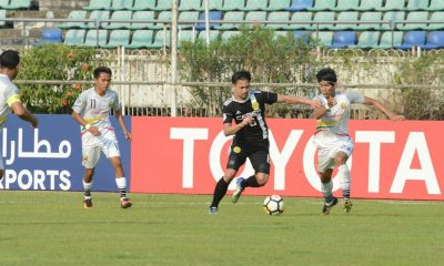Philippine Sports News - Tiebreaker Times Ceres-Negros takes vital three points away from Shan United AFC Cup Football News  Toni Doblas Shan United Risto Vidakovic Ceres-Negros FC Bienvenido Marañon 2018 AFC Cup Group F 2018 AFC Cup