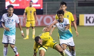 Tiebreaker Times Darryl Roberts, Rufo Sanchez score late as Global-Cebu revives AFC Cup hopes with Yangon win AFC Cup Football News  Yangon United Sann Sat Naing Rufo Sanchez Patrick Deyto Myo Min Tun Mg Mg Lwin Marjo Allado Global-Cebu FC Darryl Robers 2018 AFC Cup Group G 2018 AFC Cup