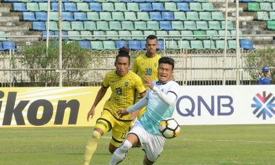 Tiebreaker Times Sekou Sylla double hands Yangon comfortable win past outclassed Global AFC Cup Football News  Yangon United Sekou Sylla Patrick Deyto Marjo Allado Marco Casambre Global-Cebu FC 2018 AFC Cup Group G 2018 AFC Cup