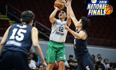 Tiebreaker Times Joel Cagulangan catches fire as LSGH barges into NBTC Finals Basketball NBTC News  Marvin Bienvenida John Galinato Joel Cagulangan Jacob Lao Goldwin Monteverde 2018 NBTC Season