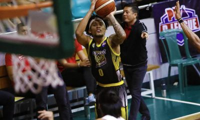 Philippine Sports News - Tiebreaker Times Jaycee Marcelino's late-game blunder leads to Gamboa-St. Clare upset of Zark's-Lyceum Basketball LPU News PBA D-League  Zark's-Lyceum Jawbreakers Trevis Jackson Topex Robinson Spencer Pretta Mohammed Pare MJ Ayaay Mike Nzeusseu Jinino Manansala Gamboa-St. Clare Coffee Lovers CJ Perez Aris Dionisio 2018 PBA D-League Season 2018 PBA D-League Aspirants Cup