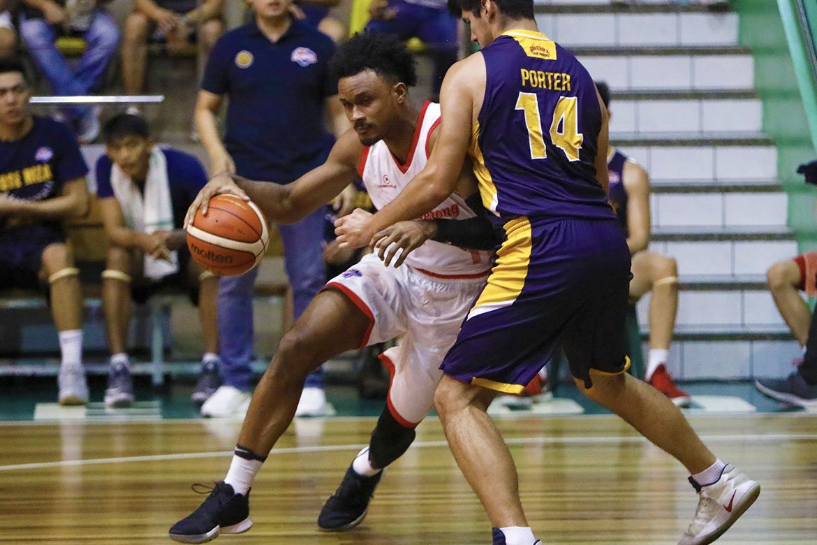 Tiebreaker Times Abu Tratter-led Marinerong Pilipino sails past JRU for fifth straight win Basketball JRU News PBA D-League  Renzo Subido Marinerong Pilipino Koy Banal JRU Seniors Basketball Jed Mendoza Gio Lasquety Gab Banal Ervin Grospe Abu Tratter 2018 PBA D-League Season 2018 PBA D-League Aspirants Cup